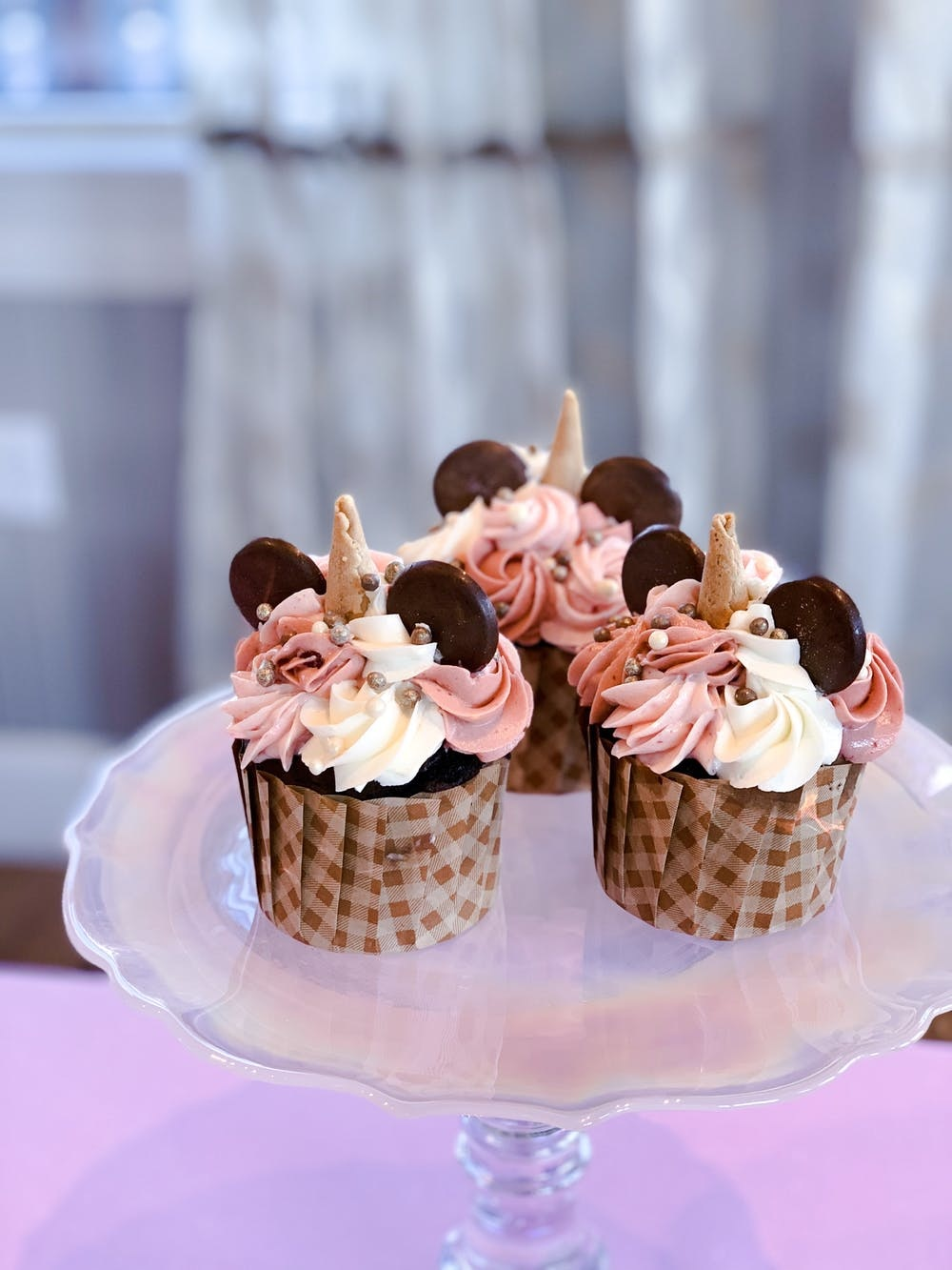 How To Make Disney Cupcakes Like A Pastry Chef Brit Co