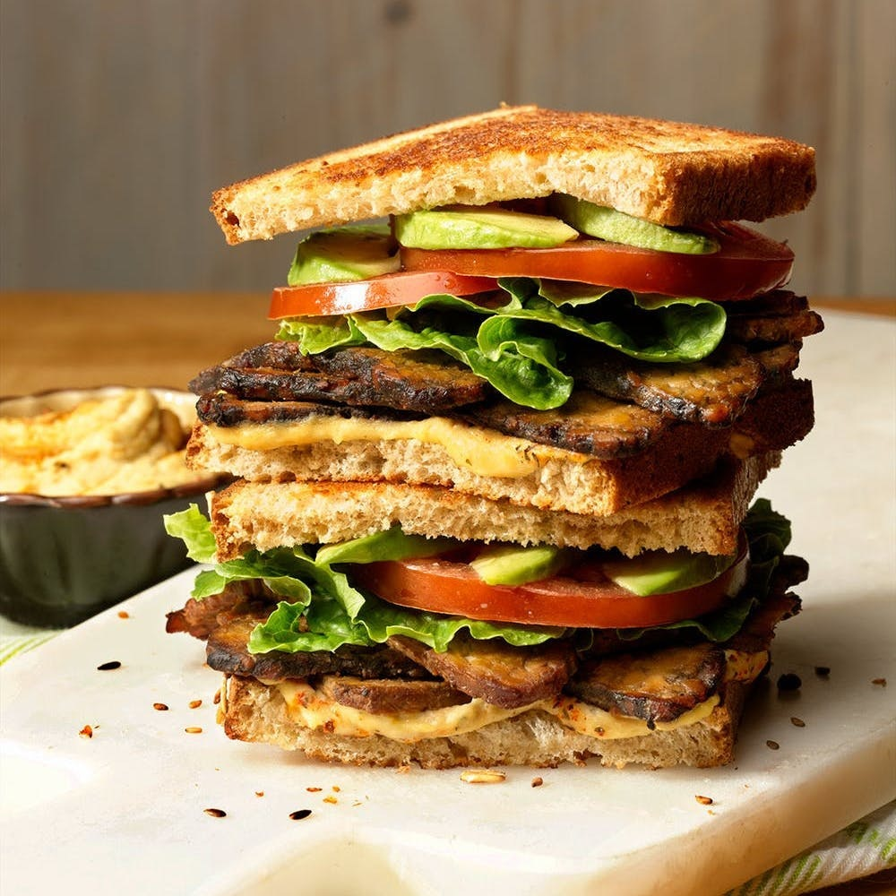 10 Vegan Sandwich Recipes To Make For Lunch Brit Co