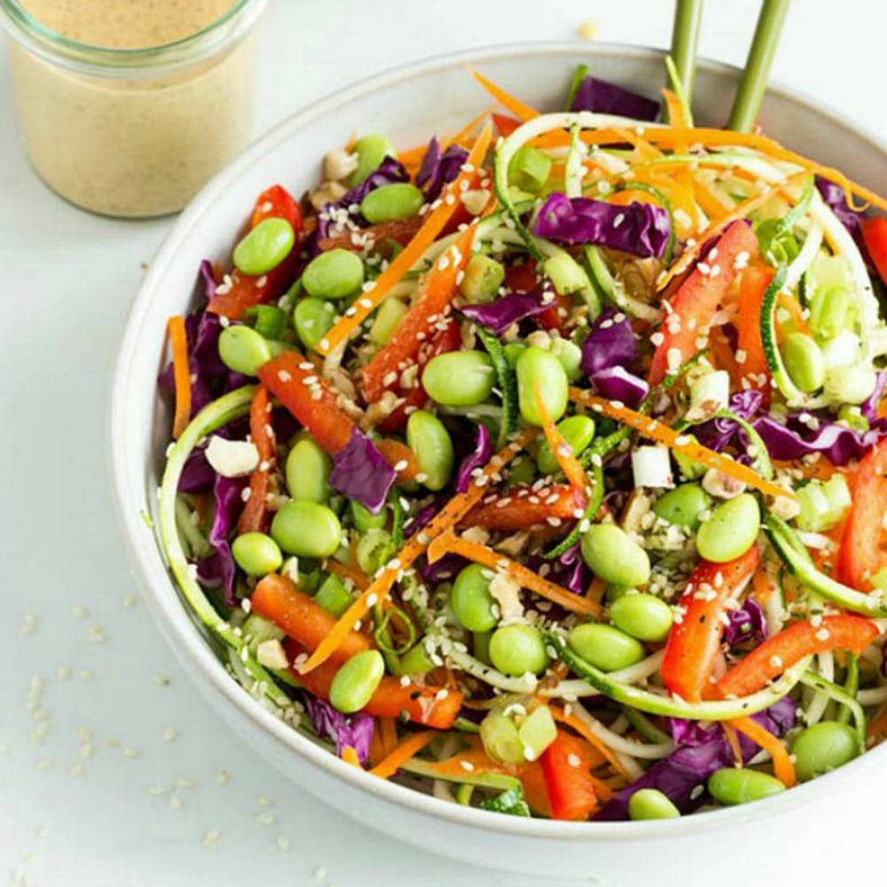 8 Raw Vegan Recipes You're Craving Right Now