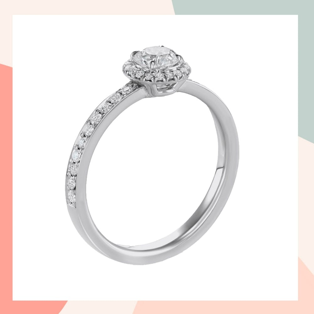 How To Create The Custom Engagement Ring Of Your Dreams Brit Co
