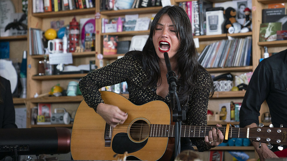 Dear NPR Tiny Desk, Stop Having Repeat Performers