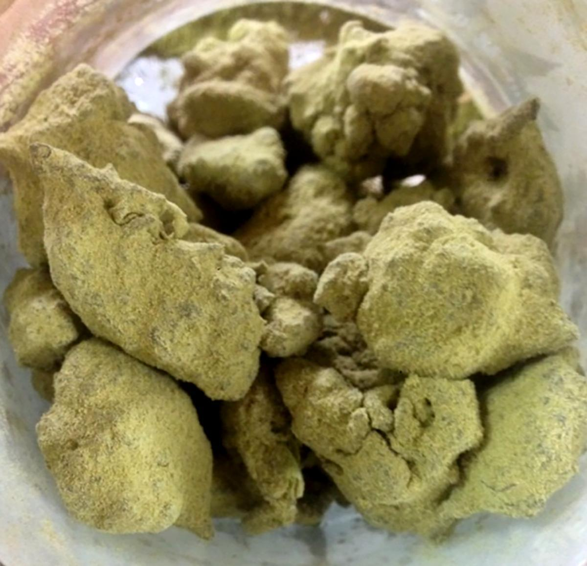 Buckle Up Friends — Moon Rocks Get You Really, Really High