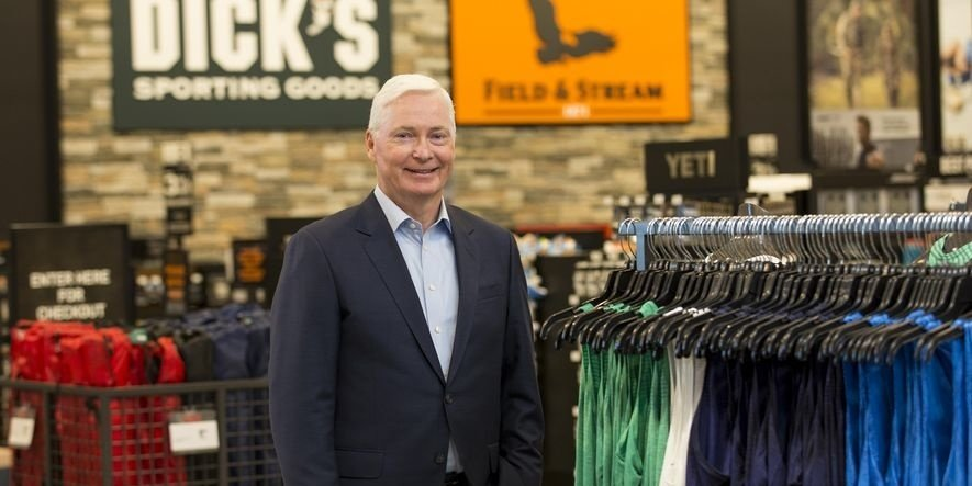 Dick's CEO reveals he destroyed $5 million worth of assault weapons after storewide ban