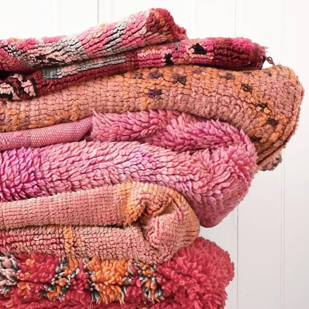 Unique Moroccan Rugs