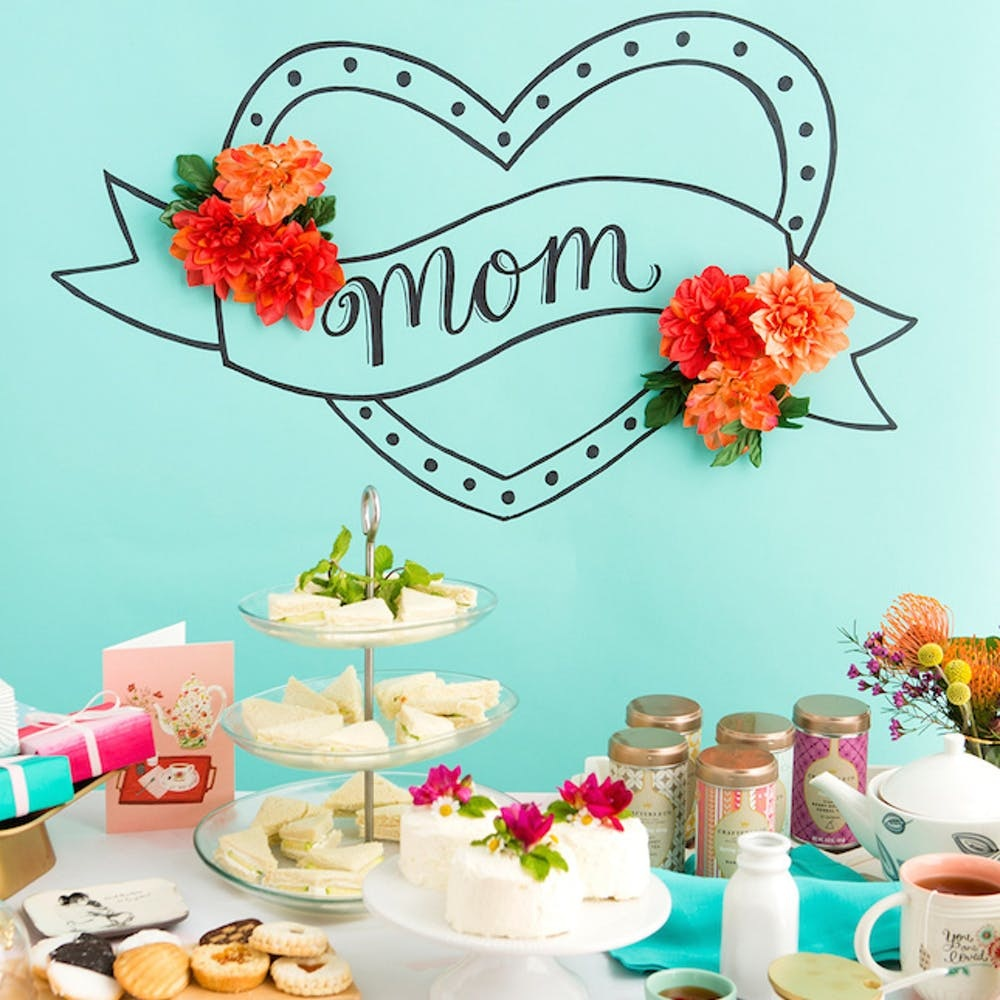 Best Mother In The World Mother/'s Day Personalized Party Banner Decoration