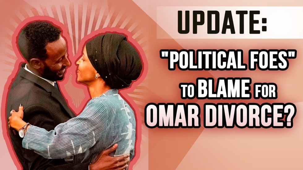 Partner Content - REP ILHAN OMAR FILES FOR DIVORCE FROM HUSBAND AFTER AFFAIR: Says politic...