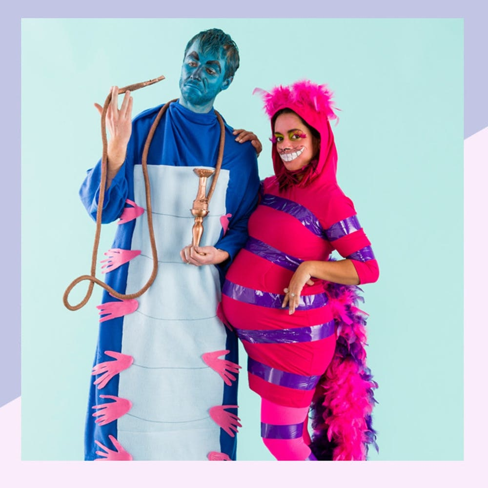 "Wonderland"" Halloween Costume"