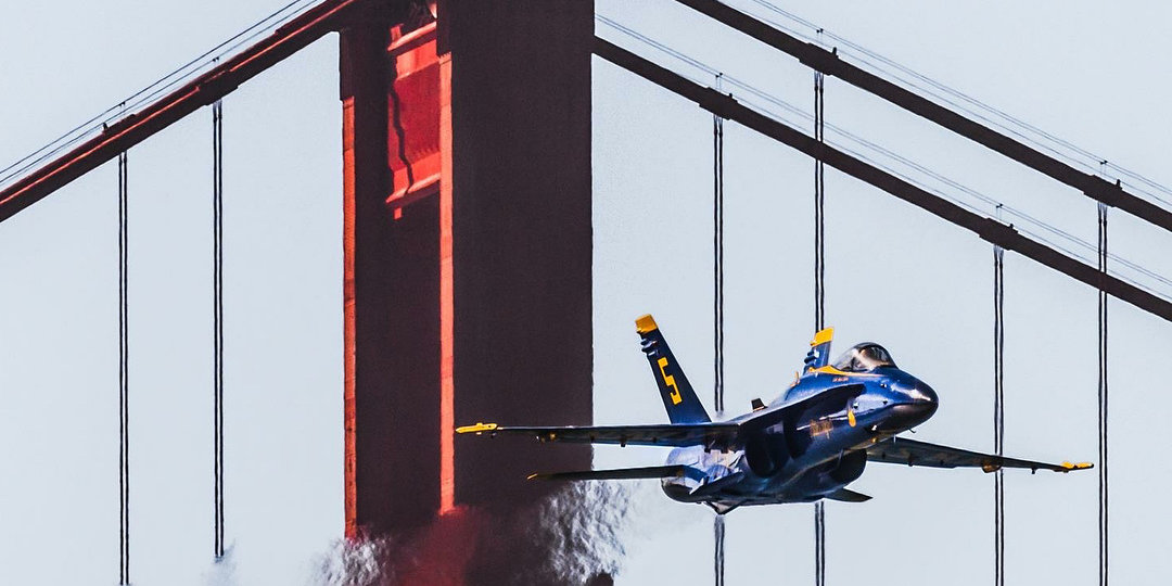 5 Best Views for Watching the Blue Angels