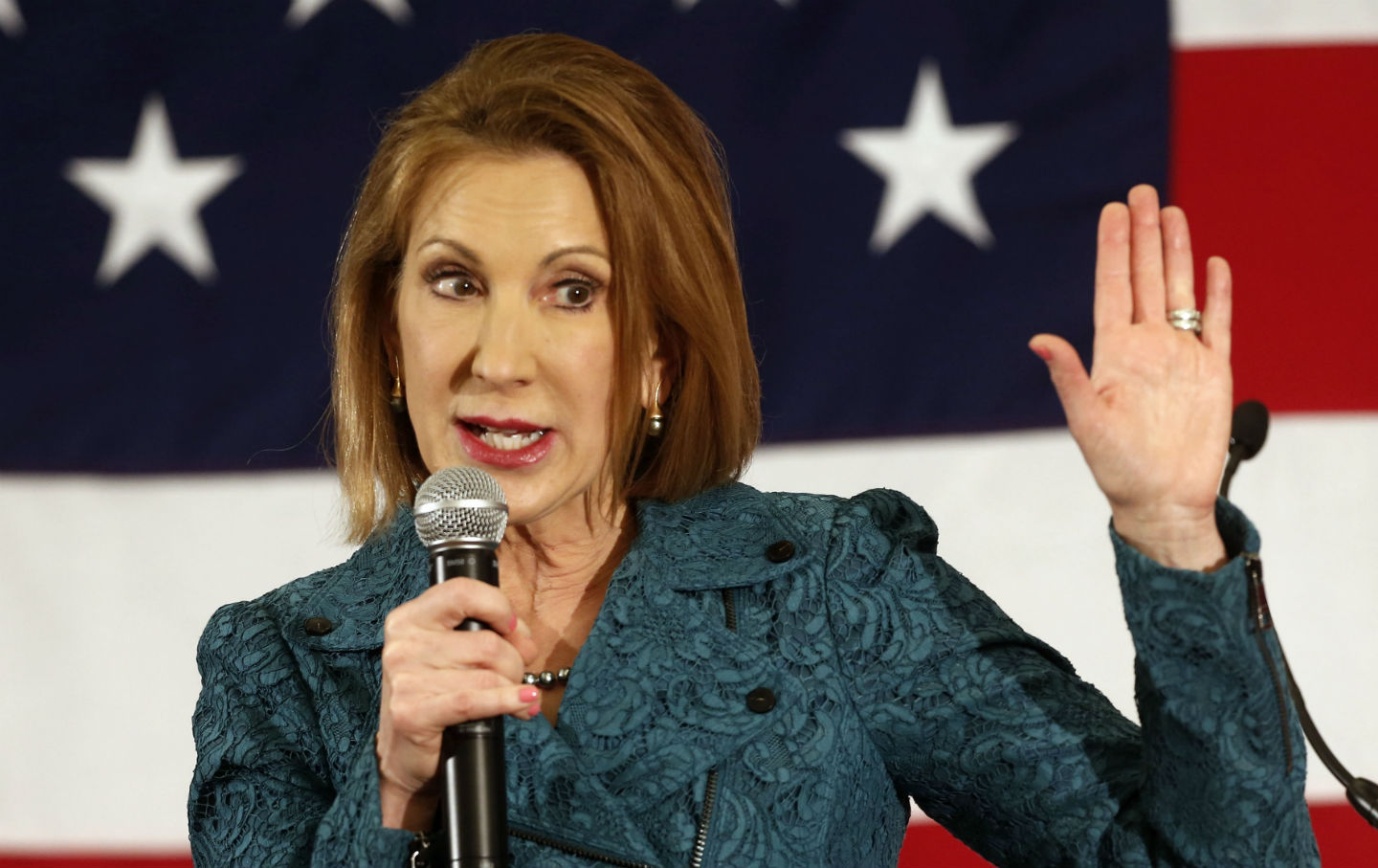 Fact Check: Marijuana Did Not Kill Carly Fiorina's Daughter