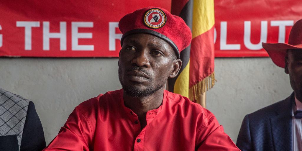 Ugandan Police Have Surrounded the Home of Bobi Wine