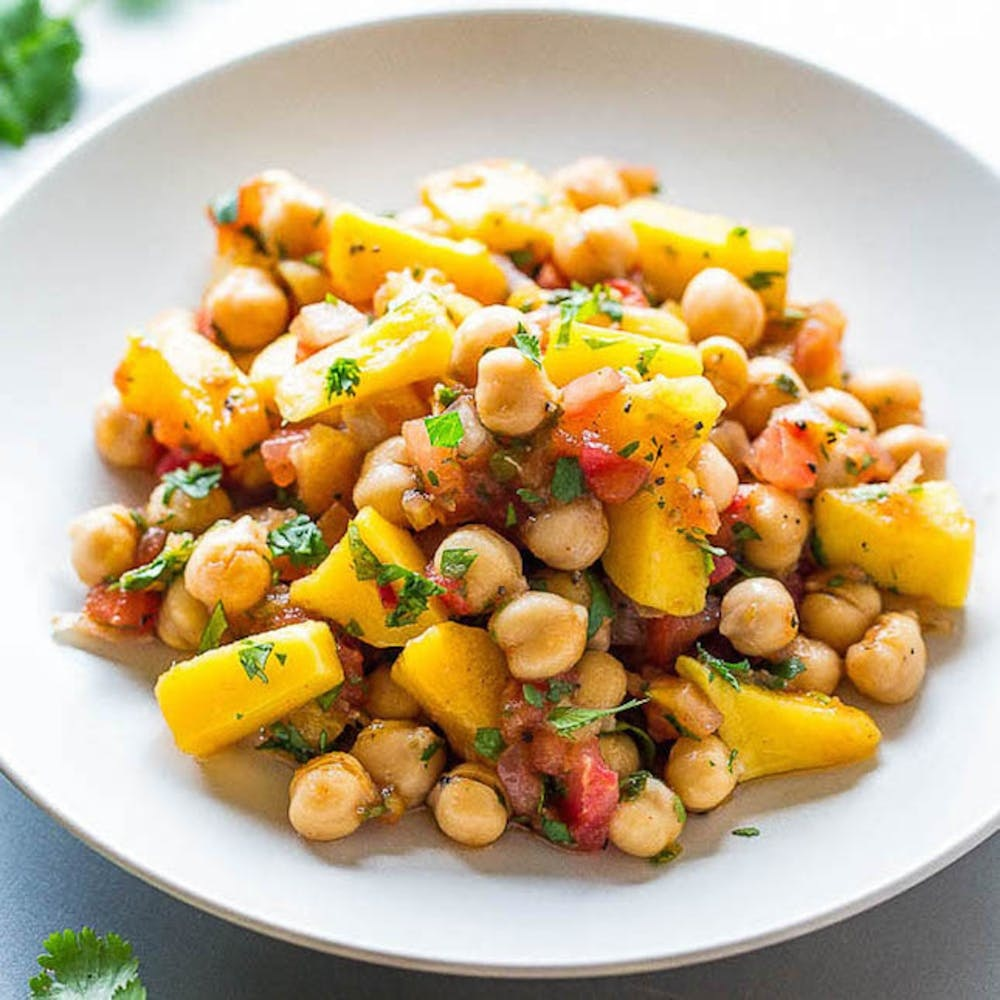 18 Chickpea Recipes That Go Way Beyond Hummus Brit Co