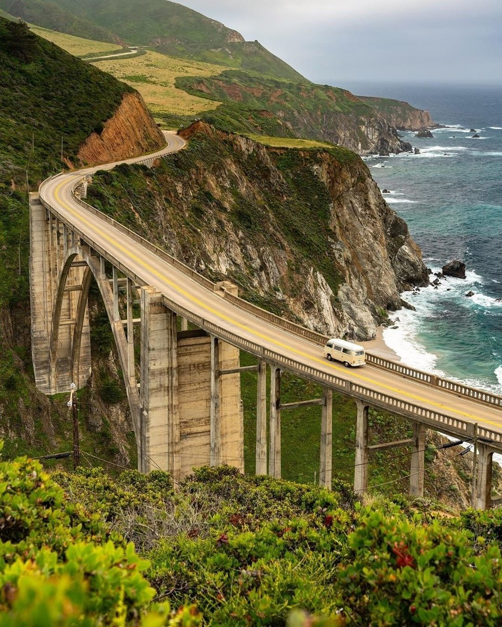 5 Must-Stops on a Big Sur Road Trip
