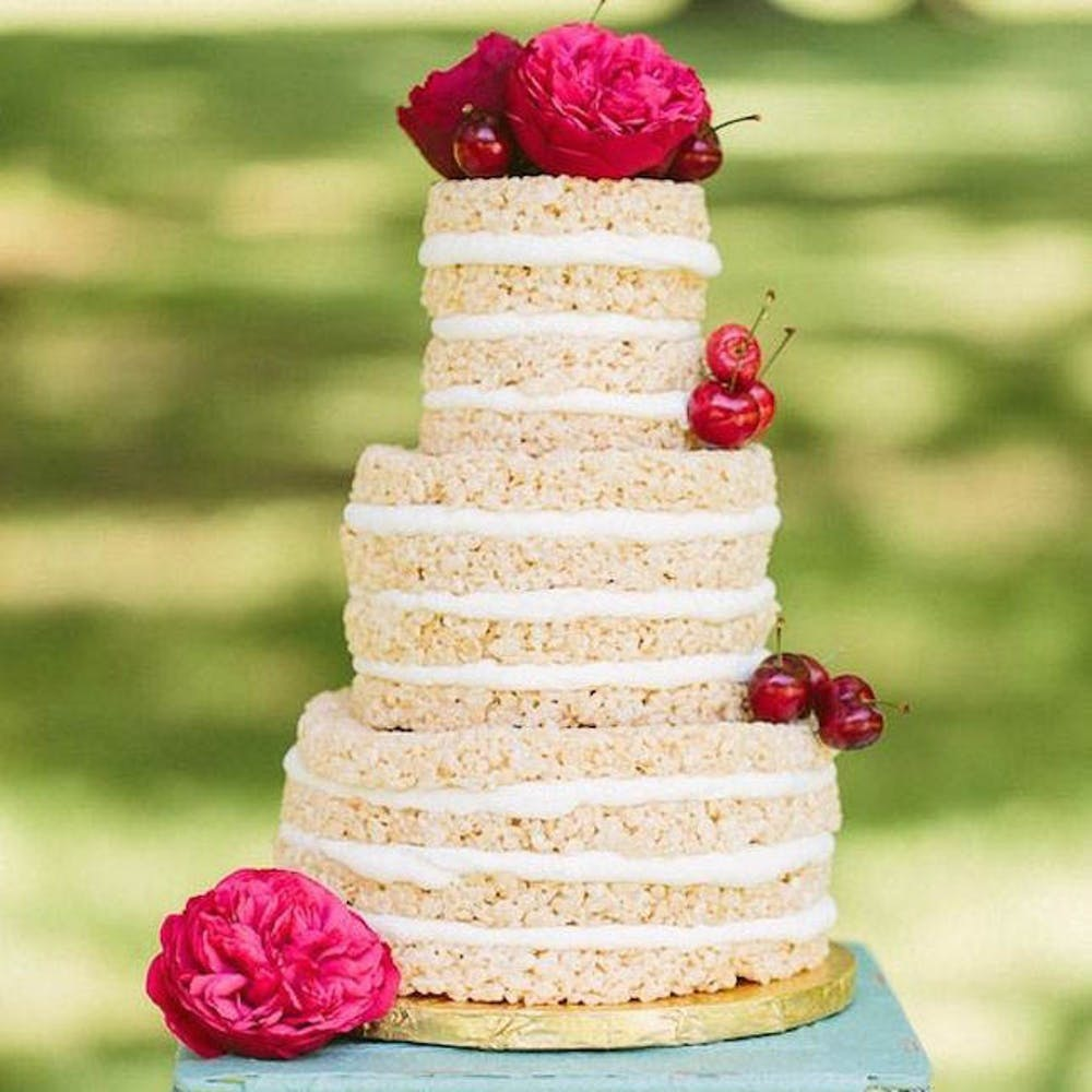13 Alternative Wedding Cake Ideas Brit Co