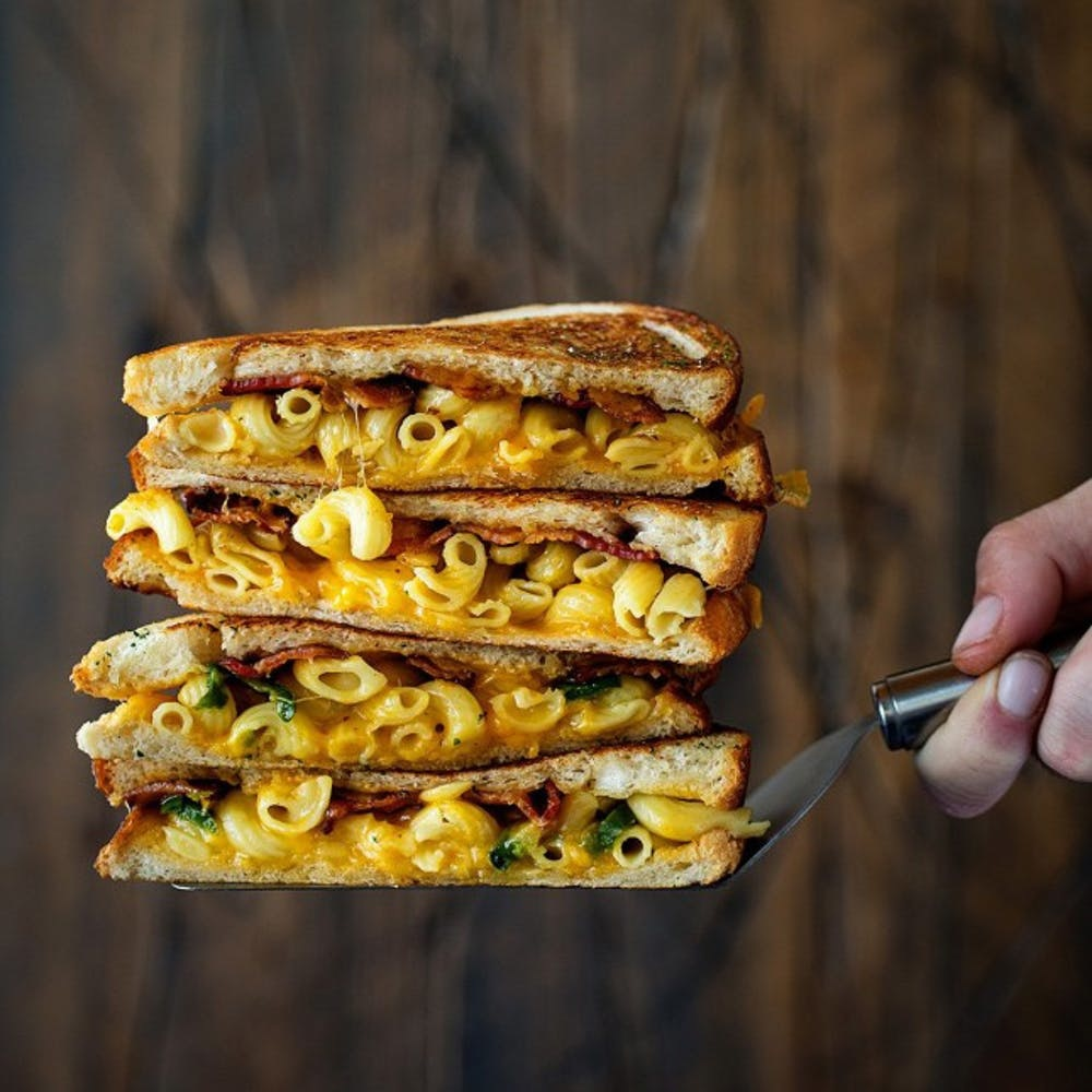 30 Insane Grilled Cheese Recipes To Keep You Cheesing All Month Brit Co