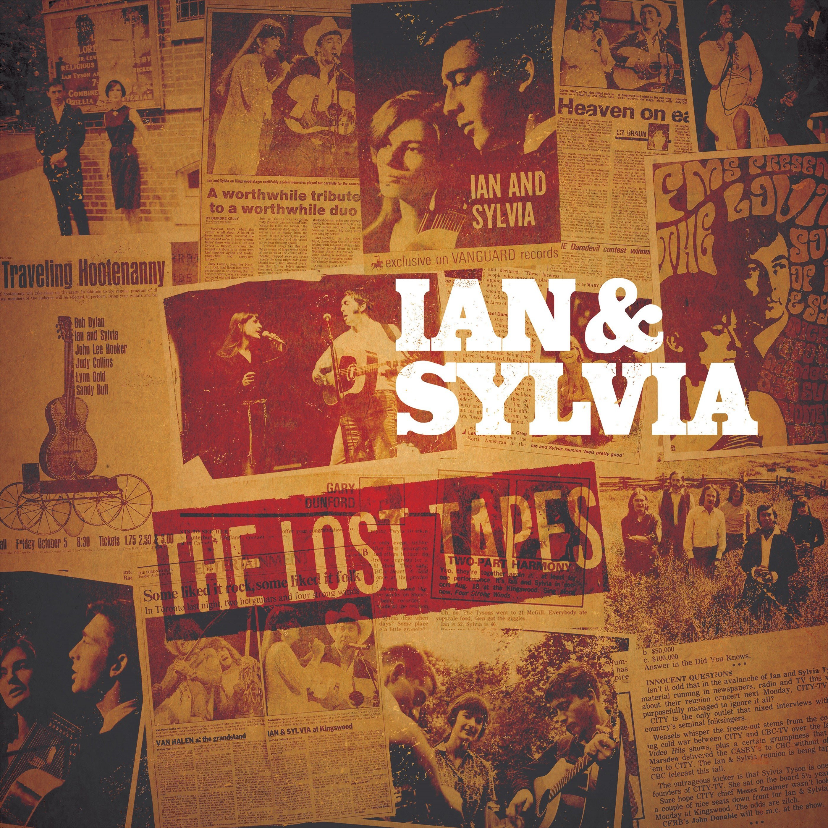 The Lost Tapes  of Ian and Sylvia and the Great Speckled Bird