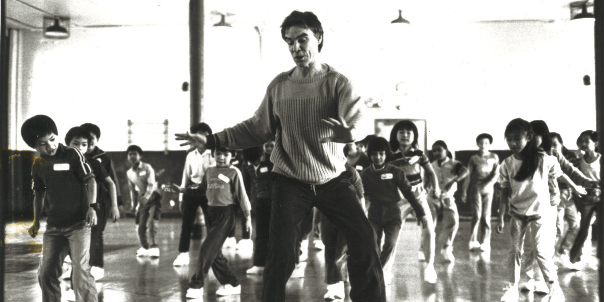 """Jacques d'Amboise's First Apollo Was """"Terrible."""" Here's What It Taught Him About Being a Dancer."""
