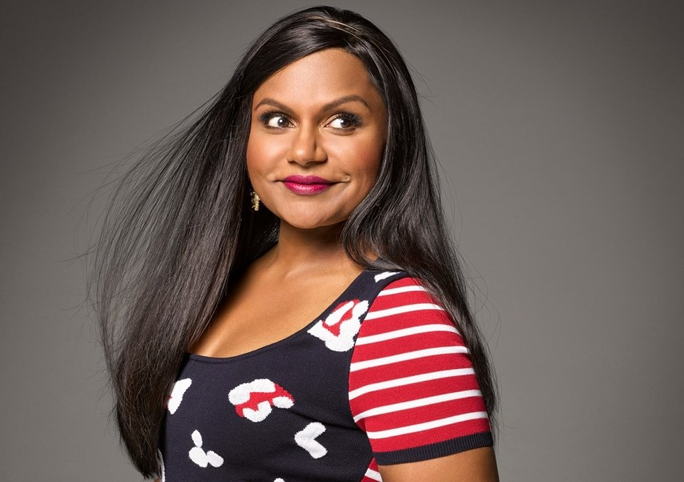 "Mindy Kaling: ""In This Country, American Means White"""