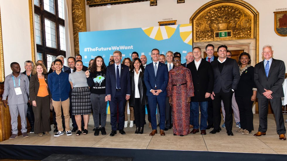 94 World Mayors Call for Green New Deal, Blast Slow National Actions