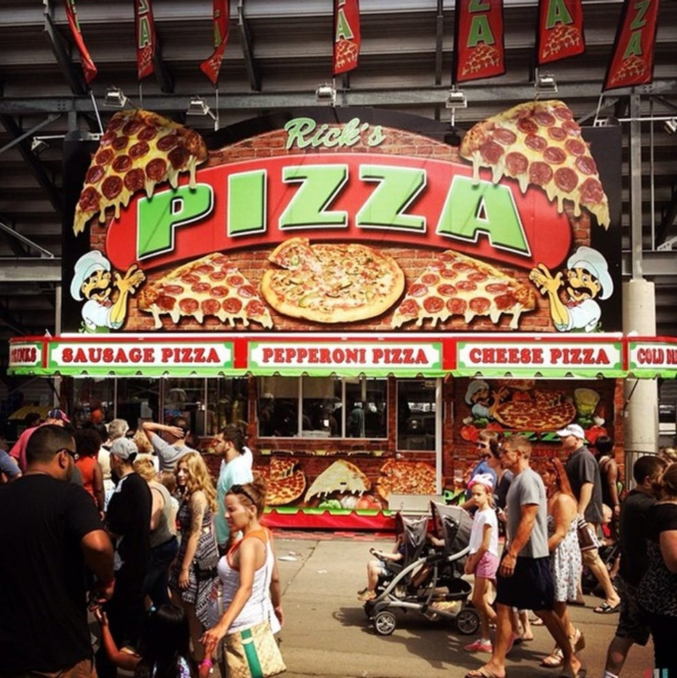 10 of the Craziest Foods from This Year's State Fairs