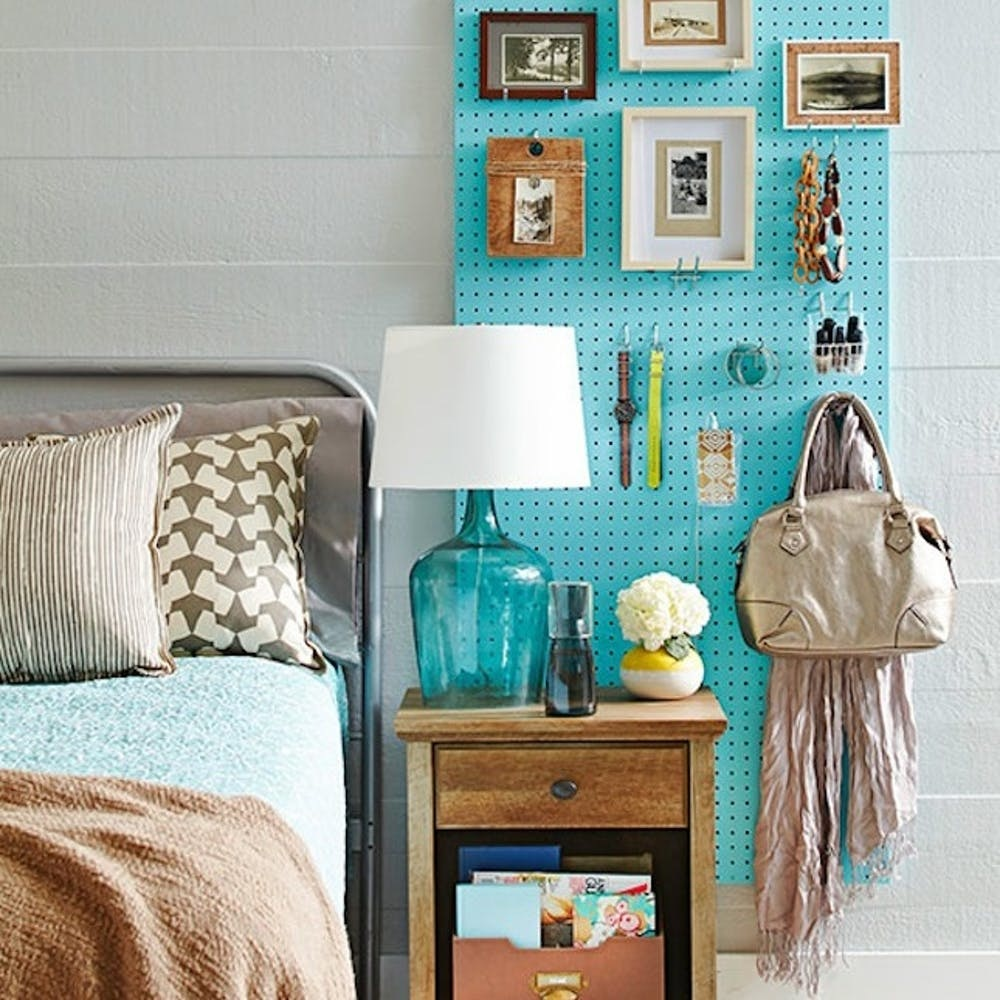17 Diy Pegboards To Organize Every Room Brit Co