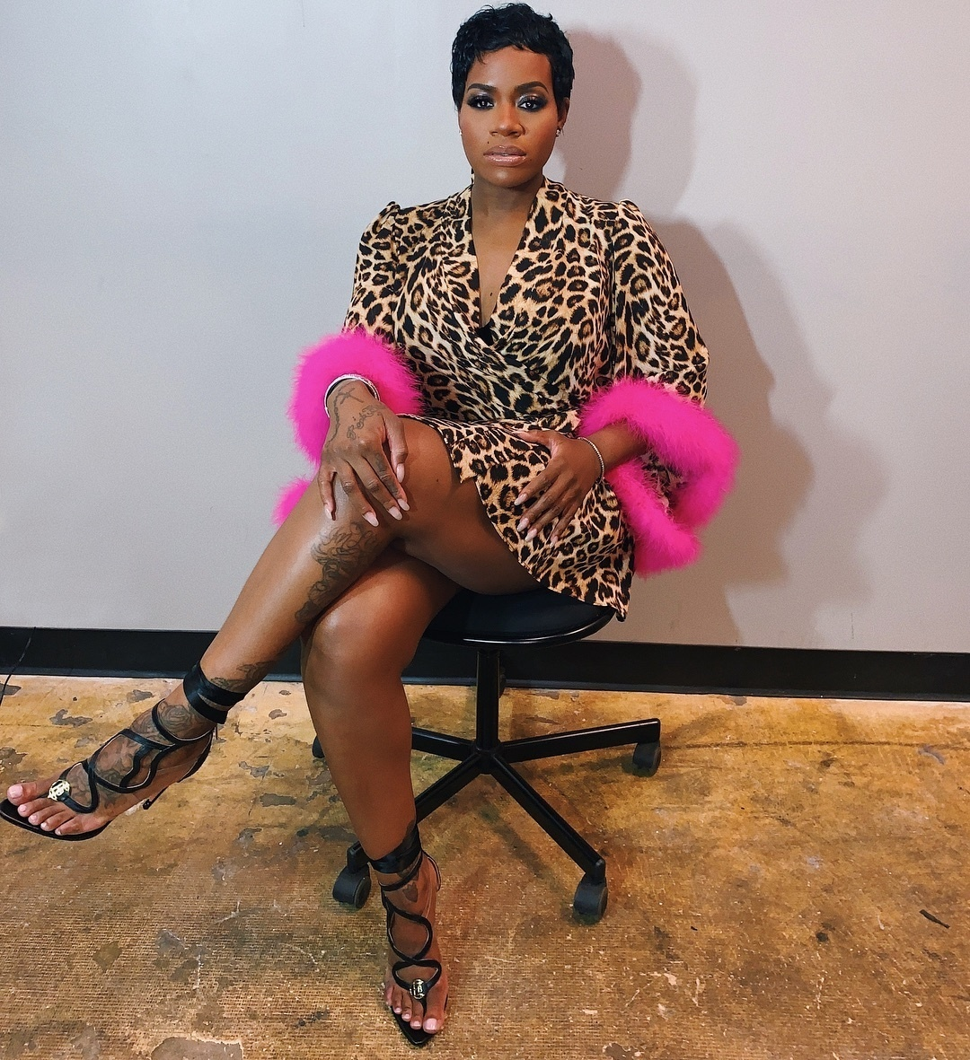 Fantasia Talks Marrying Her Husband Three Weeks After They Met