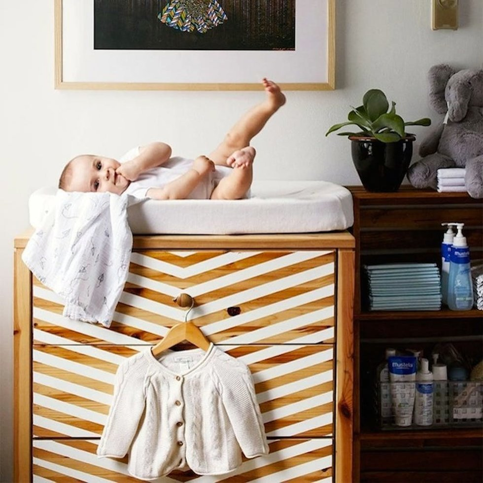 12 IKEA Hacks for the Nursery