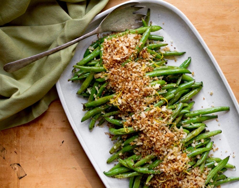 14 Green Bean Recipes That Go Beyond The Casserole Brit Co