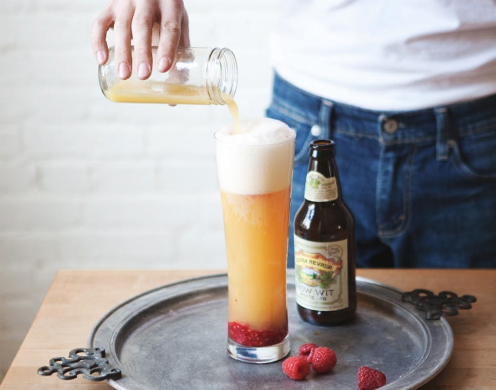 16 Beer Cocktail Recipes To Kick Off Happy Hour Brit Co