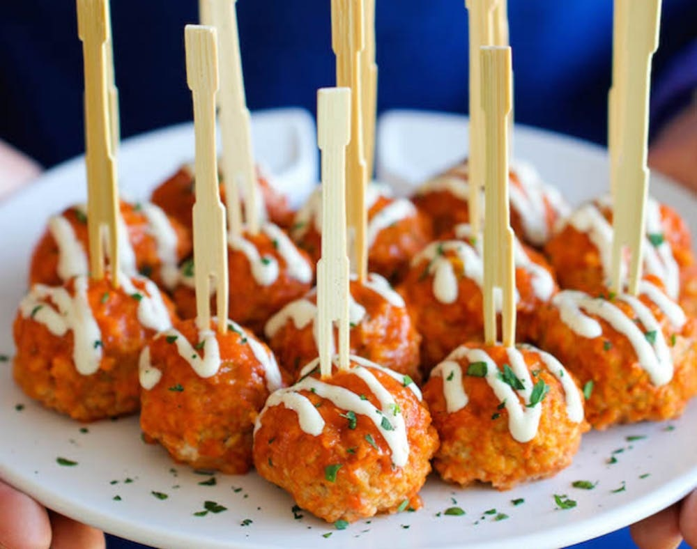 Our Top 19 Recipes For Appetizers Served On Sticks Brit Co