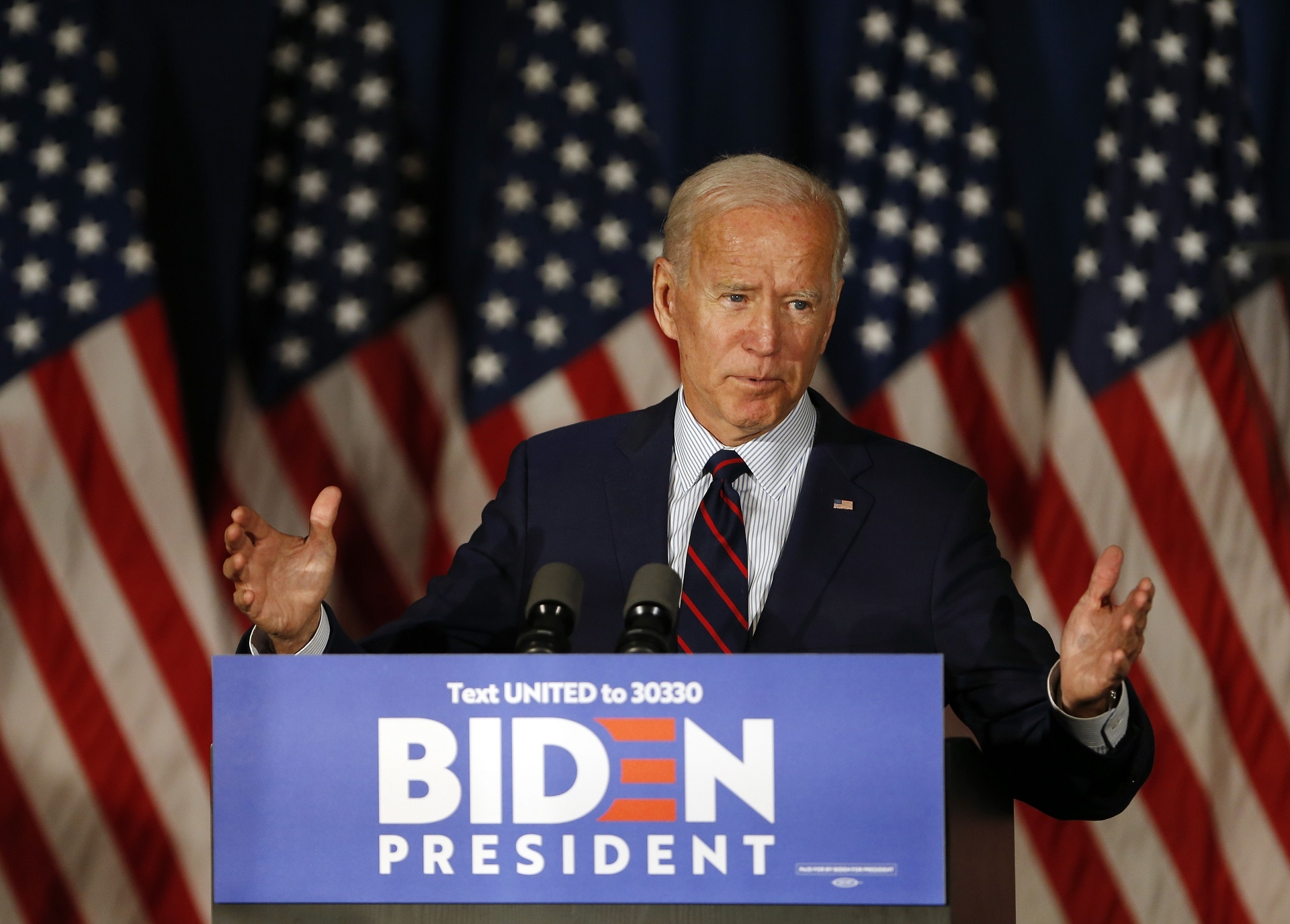 Democratic candidate with 'professional' link to CIA whistleblower is reportedly Joe Biden