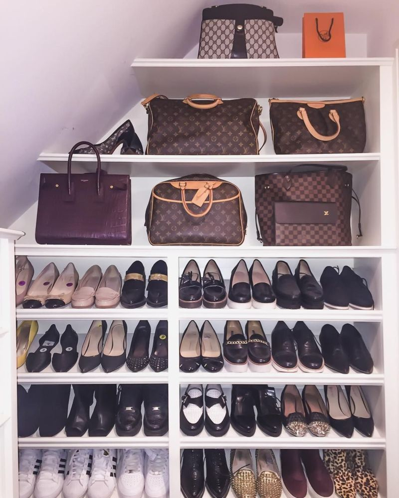 Best Shoe Shelf To Add To Existing Closet