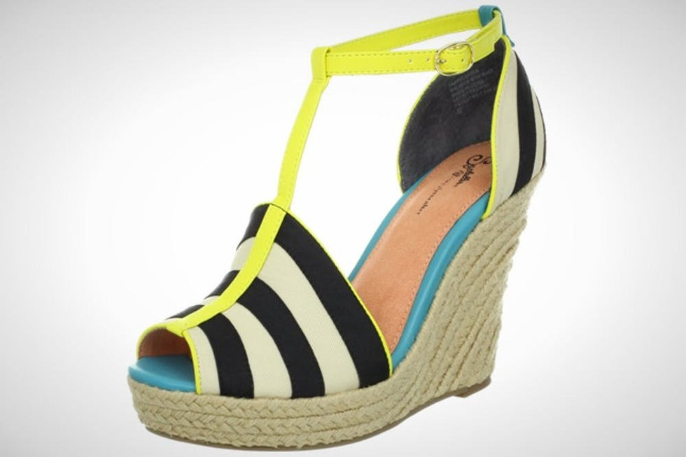 Steppin' Out: 25 Excellent Espadrilles