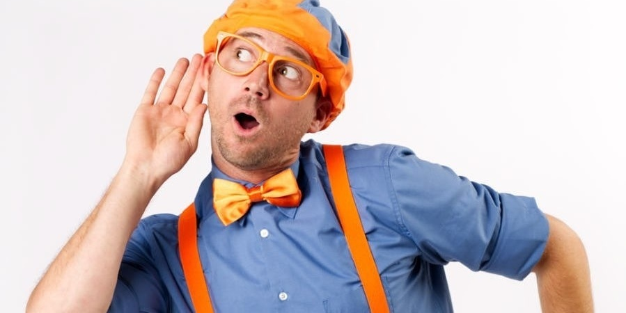 YouTube's Blippi is going on the road, but the actor who plays him isn't