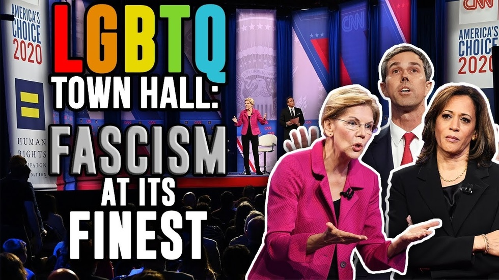Partner Content - BILL OREILLY: CNN LGBTQ town hall shows Beto, Elizabeth Warren, Kamala H...