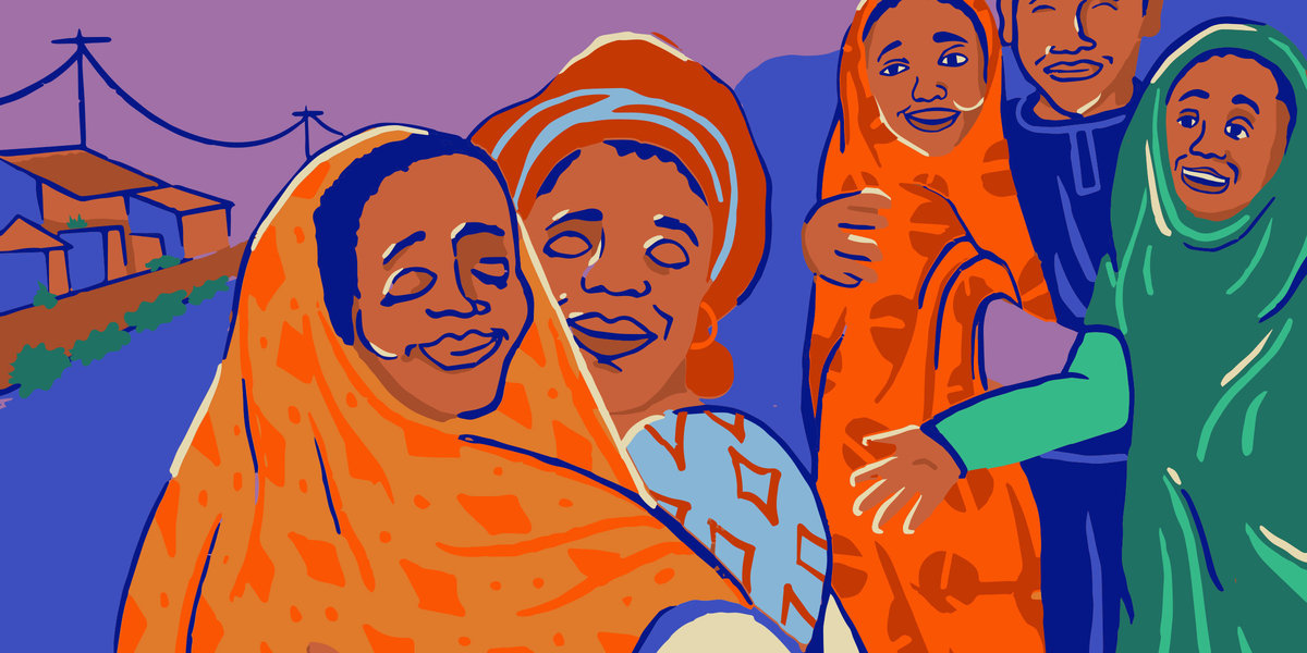 A 15-Year-Old Nigerian Student Lends Her Voice to the Fight Against Boko Haram With Graphic Novel