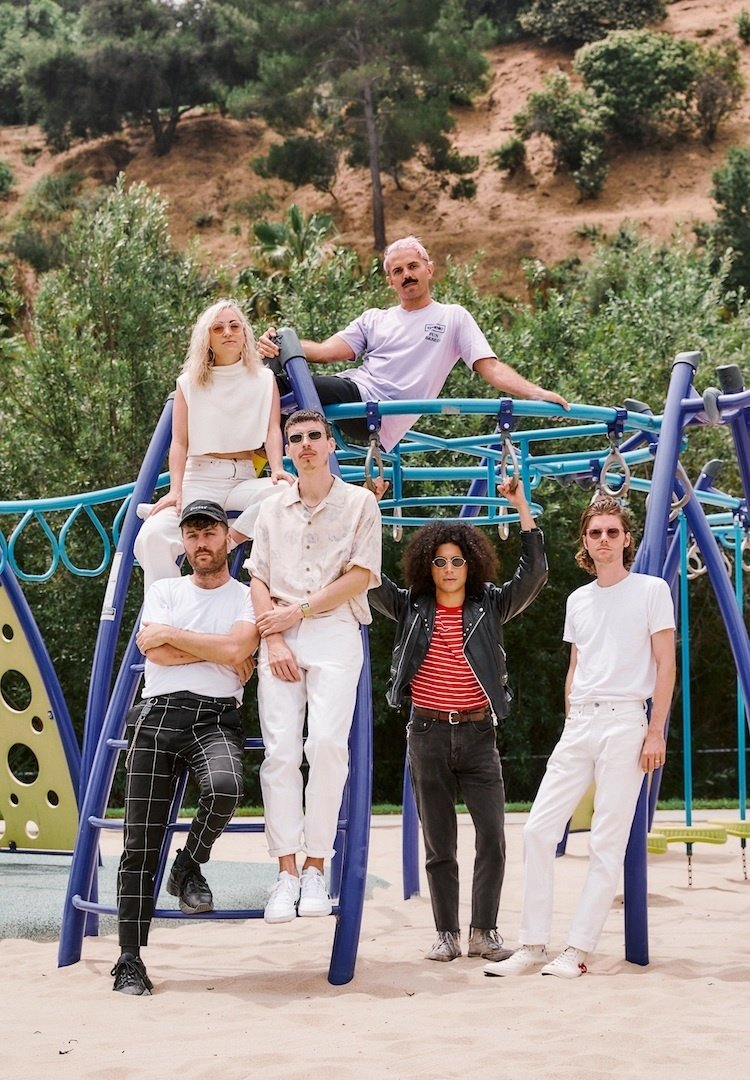 "Miami Horror Releases New Single ""Luv Is Not Enough"""