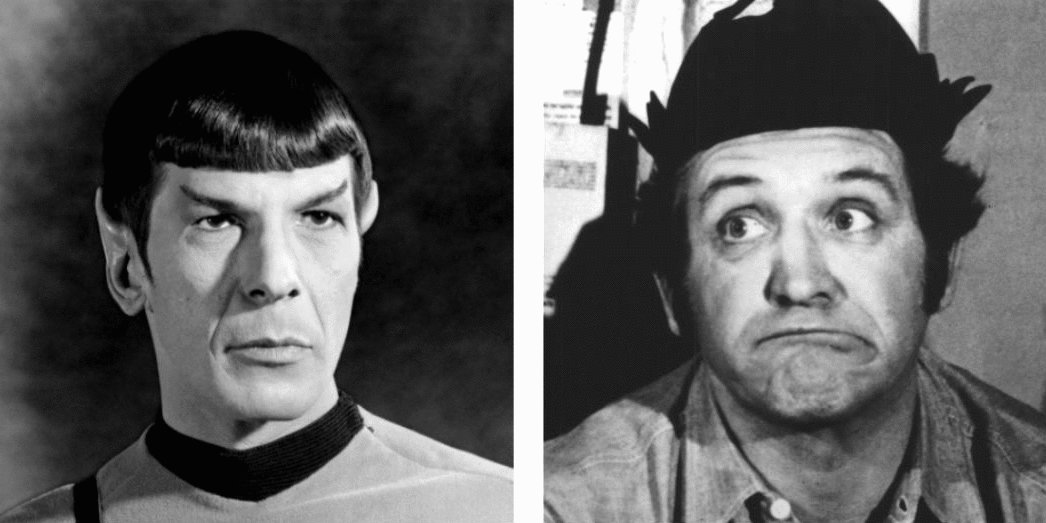 This Southern actor was the first choice to play Mr. Spock