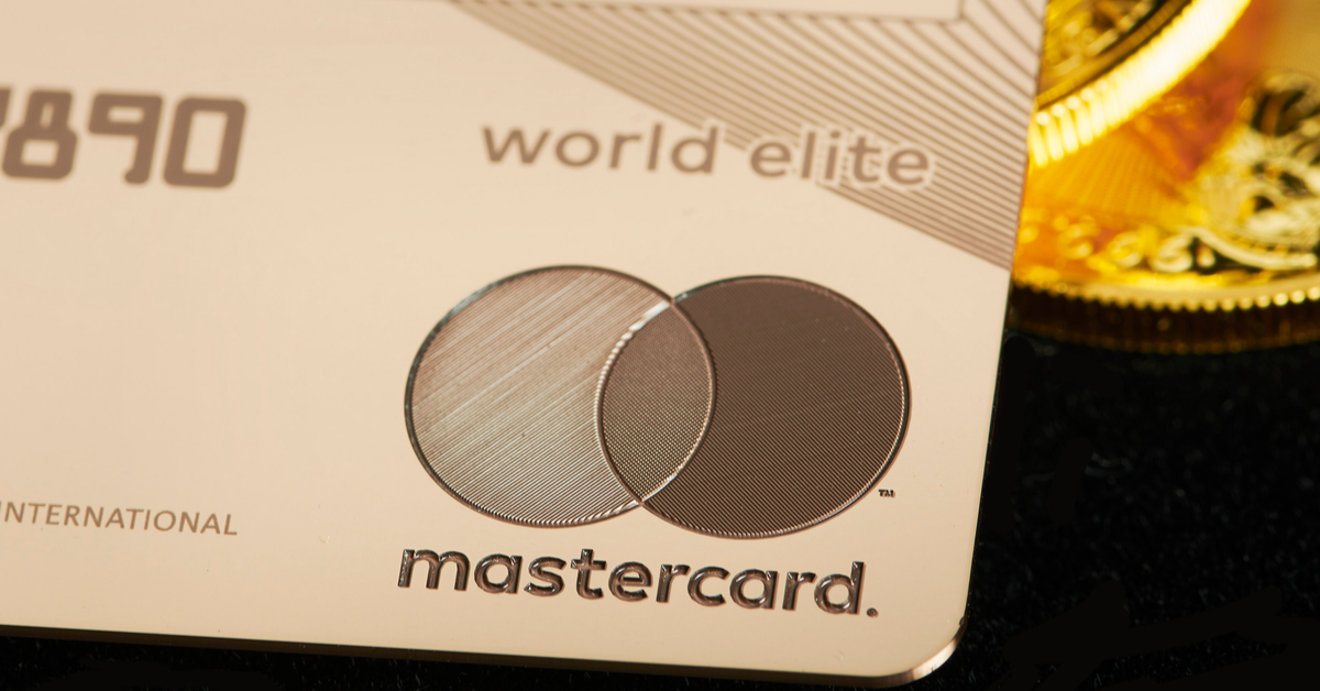 Mastercard Unveils Expensive New Debit Cards Made Of Solid Gold