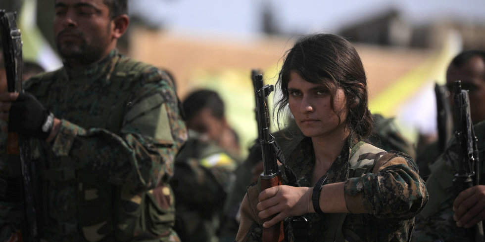 US troops in anguish as the White House and Pentagon give their Kurdish allies the middle finger