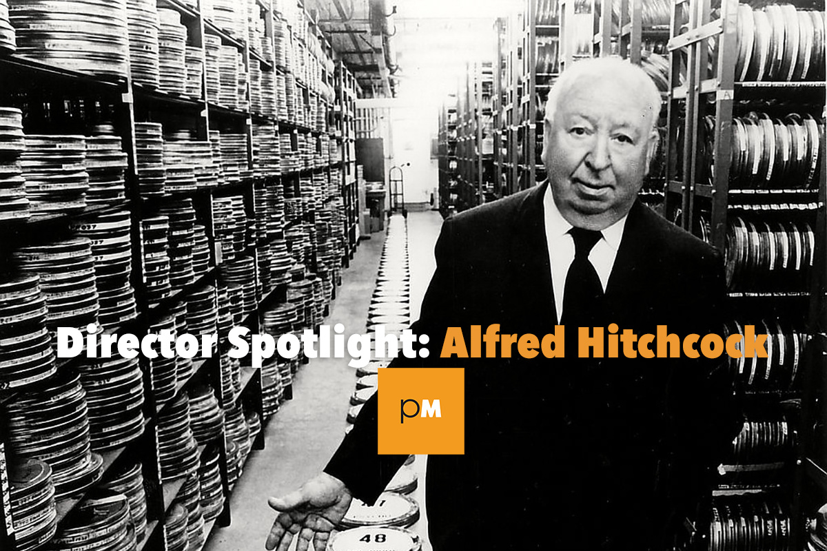 Director Spotlight: Alfred Hitchcock