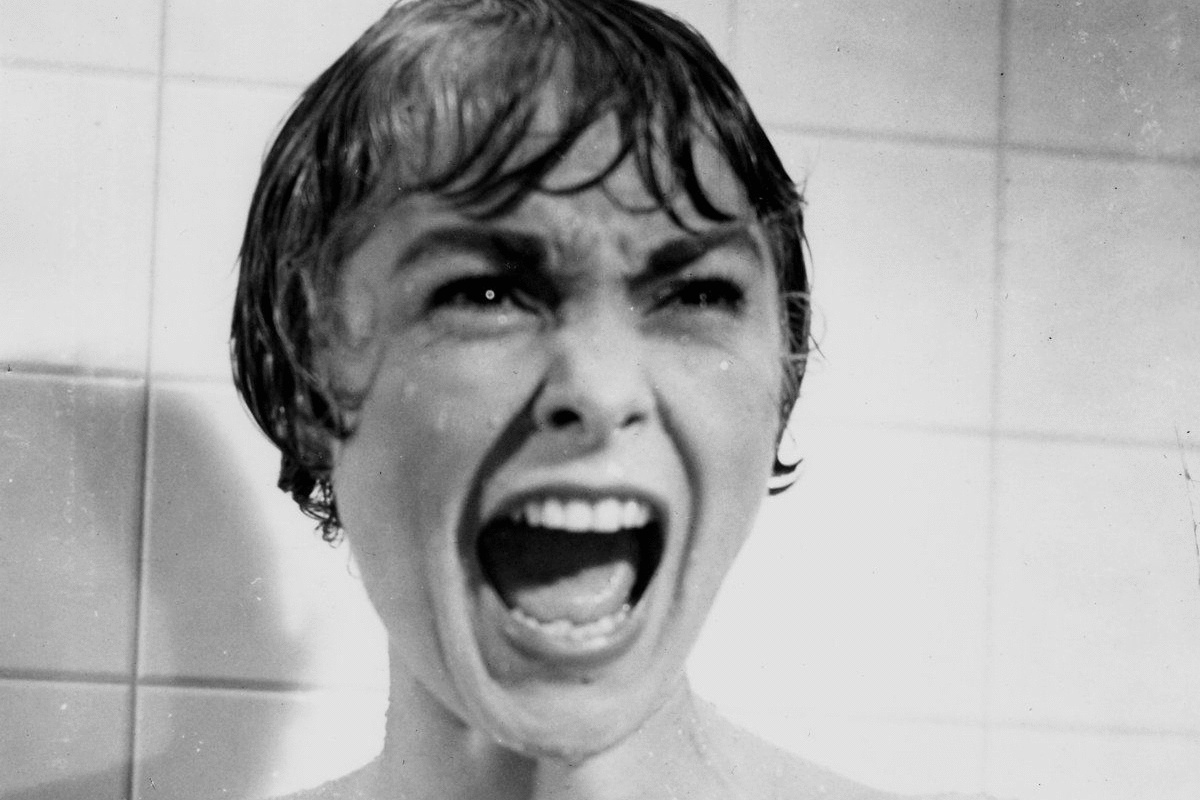 Get Out of the Shower!: The Shower Scene and Hitchcock s Narrative Style in  Psycho