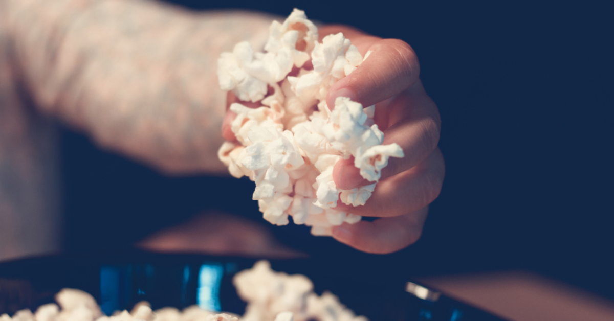 Man's Decision To Make Some Popcorn While His Neighbors Fight Backfires Splendidly