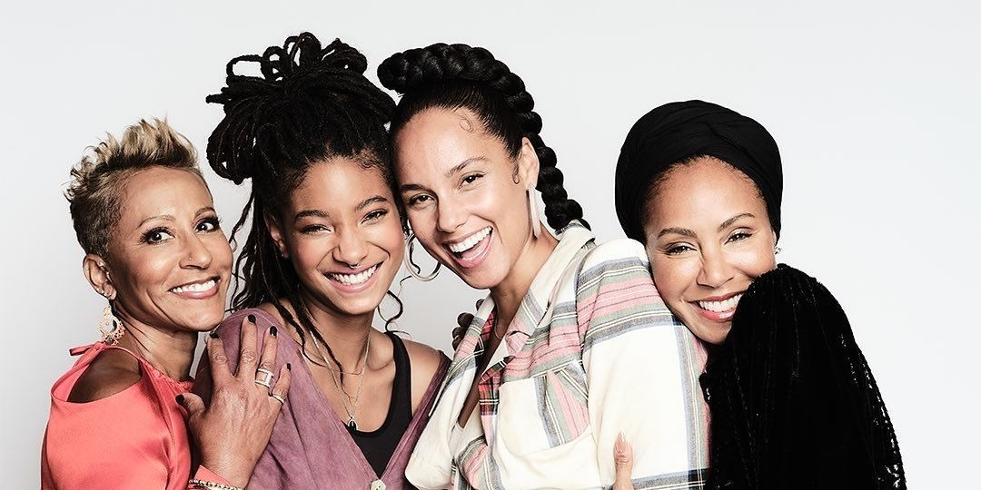 Alicia Keys Opened Up About Her Self-Worth Struggles On 'Red Table Talk' & There Wasn't A Dry Eye In The Room