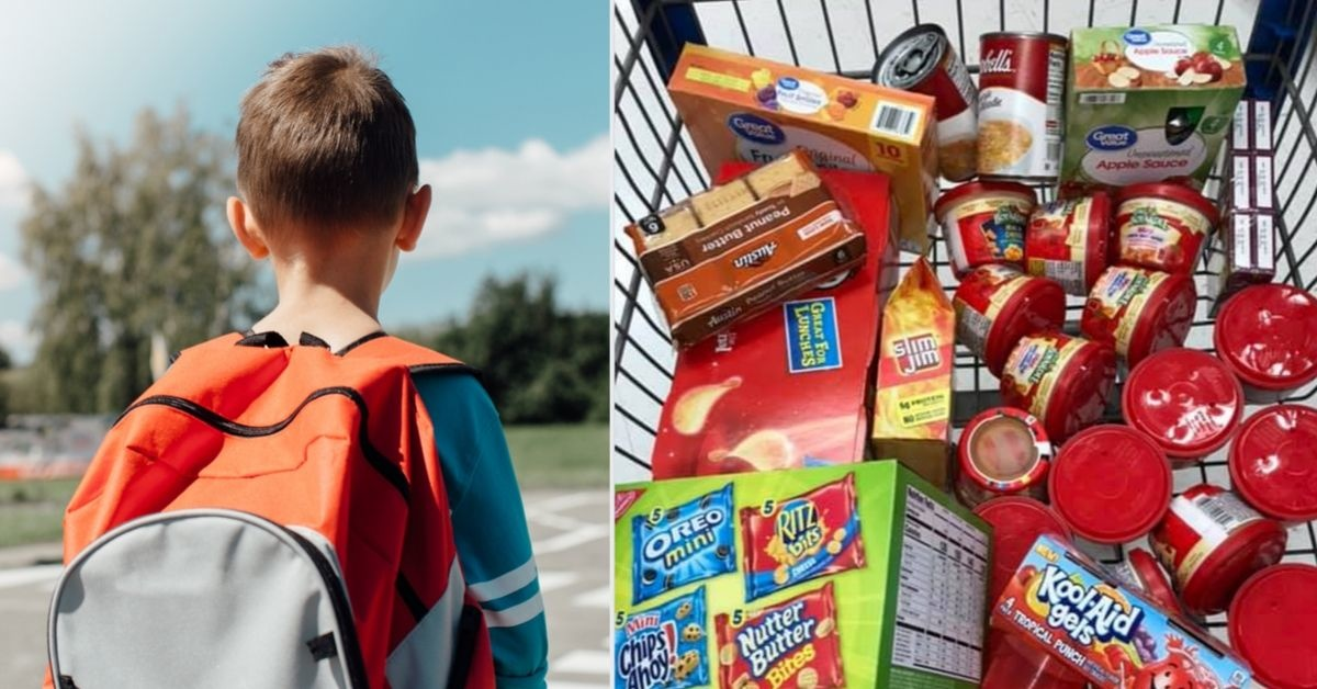 Tennessee Elementary Teachers Rally Together To Help Hungry Little Boy Who Brought His Teacher To Tears