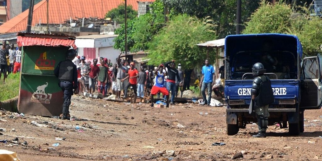 Several People Have Been Killed During Protests in Guinea