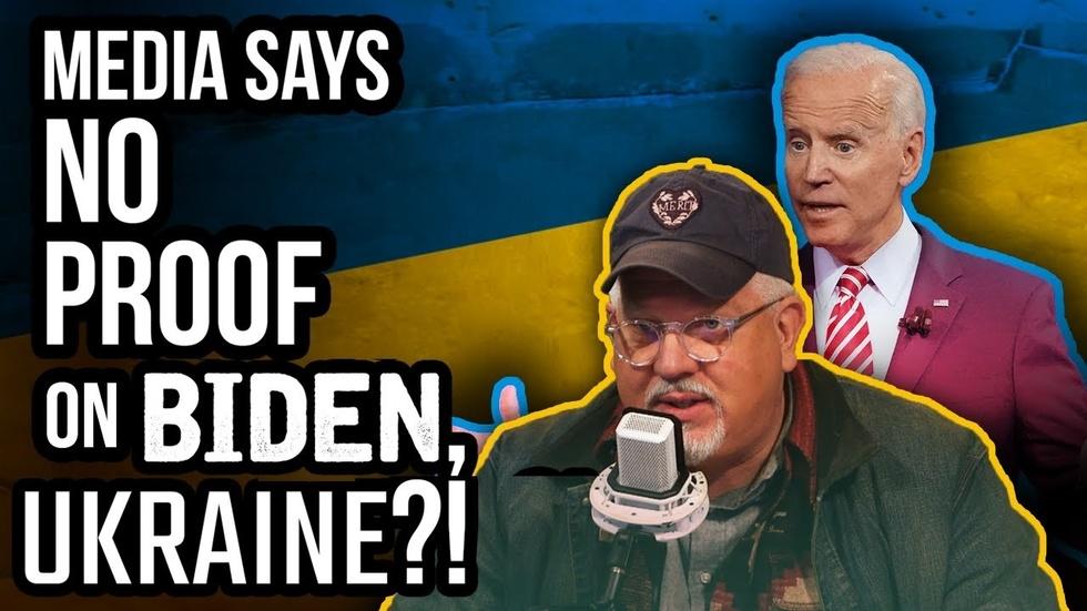 Partner Content - Media says NO PROOF of Joe Biden wrongdoing? China, Ukraine, Burisma, mi...