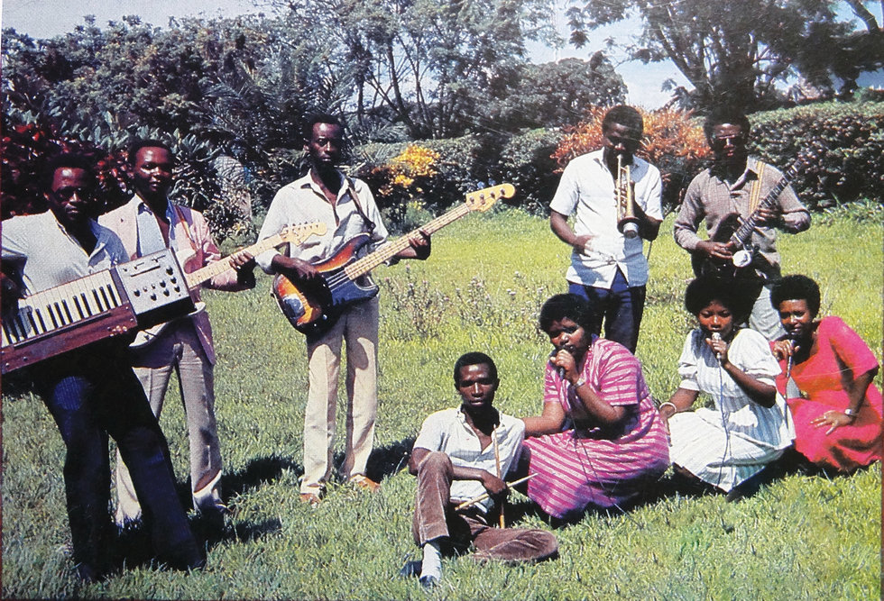 Listen to a Rare Album From Burundi's Most Popular 1980s Group: Amabano