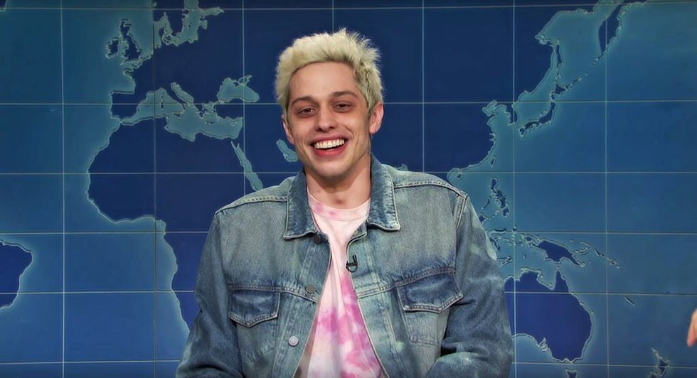 This Haunts Me: Pete Davidson's Dark Eye Circles