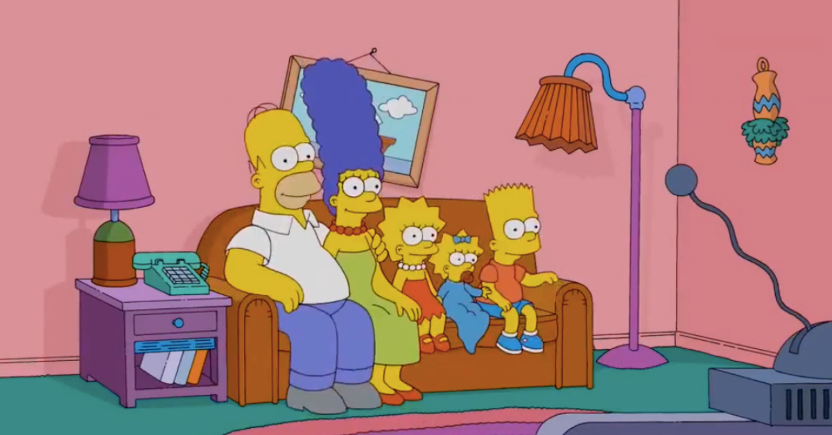 People Are Now Saying 'The Simpsons' Predicted That Fortnite Black Hole Event