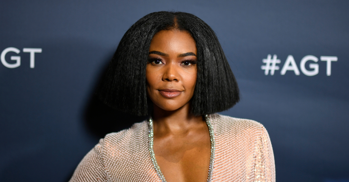Gabrielle Union Perfectly Shuts Down Troll's Homophobic Comment About Her Family